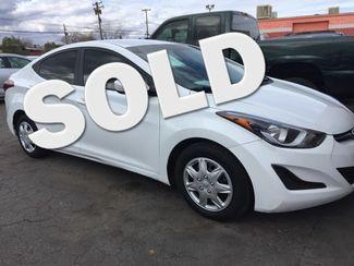 2016 Hyundai Elantra SE AUTOWORLD (702) 452-8488 Las Vegas, Nevada