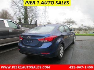 2016 Hyundai Elantra SE Seattle, Washington 5