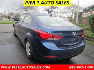 2016 Hyundai Elantra SE Seattle, Washington 6