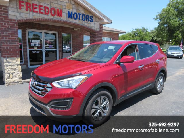 2016 Hyundai Santa Fe Sport  | Abilene, Texas | Freedom Motors  in Abilene Texas
