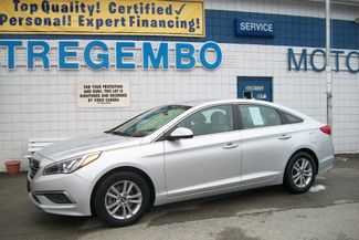2016 Hyundai Sonata 2.4L SE Bentleyville, Pennsylvania 17