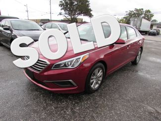 2016 Hyundai Sonata 2.4L | Clearwater, Florida | The Auto Port Inc in Clearwater Florida