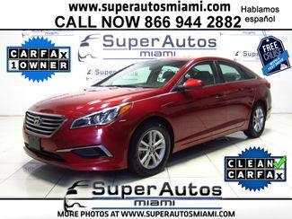 2016 Hyundai Sonata 2.4L SE Doral (Miami Area), Florida