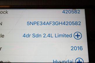 2016 Hyundai Sonata 2.4L Limited Hialeah, Florida 48