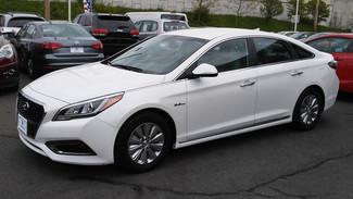 2016 Hyundai Sonata Hybrid SE East Haven, CT 1