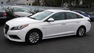 2016 Hyundai Sonata Hybrid SE East Haven, CT 33
