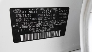2016 Hyundai Sonata Hybrid SE East Haven, CT 36