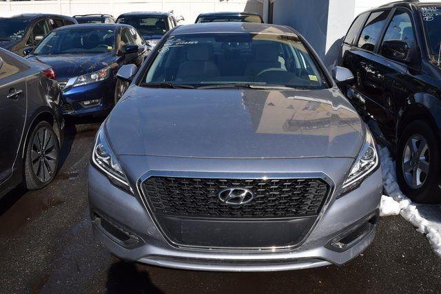 2016 Hyundai Sonata Hybrid SE Richmond Hill, New York 1