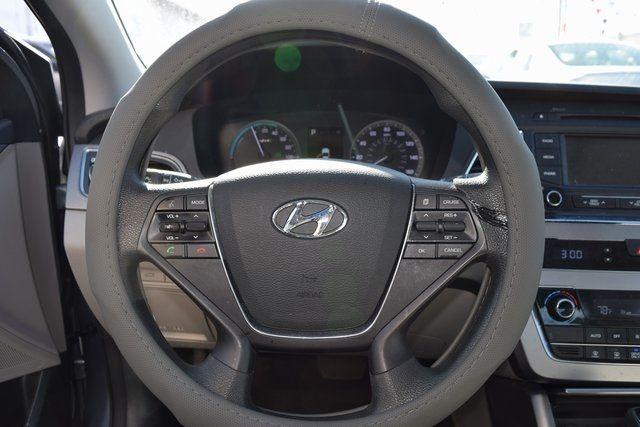 2016 Hyundai Sonata Hybrid SE Richmond Hill, New York 27