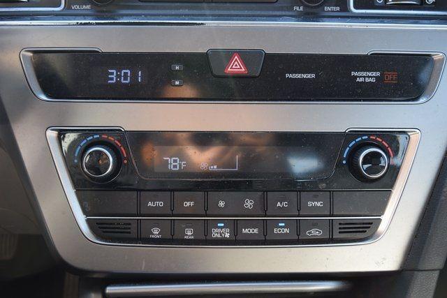 2016 Hyundai Sonata Hybrid SE Richmond Hill, New York 32