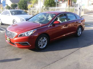 2016 Hyundai Sonata 2.4L SE Los Angeles, CA