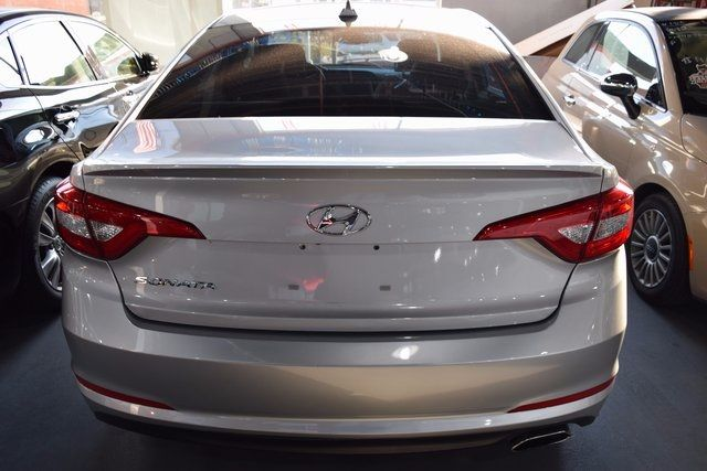 2016 Hyundai Sonata 2.4L SE Richmond Hill, New York 7