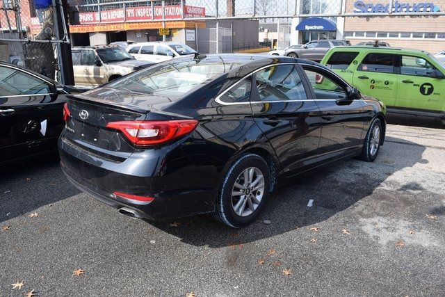 2016 Hyundai Sonata 2.4L SE Richmond Hill, New York 5