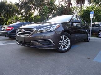 2016 Hyundai Sonata SE. CAMERA. SPOILER. ALLOY. PANDORA. WIFI. XM SEFFNER, Florida 5