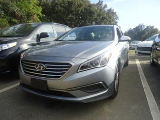 2016 Hyundai Sonata  SE. CAMERA. SPOILER. ALLOY. PANDORA. WIFI. XM SEFFNER, Florida 9