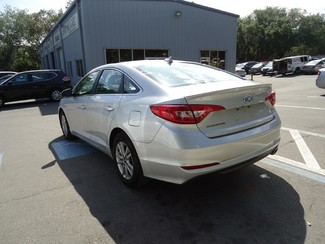2016 Hyundai Sonata SE. CAMERA. SPOILER. ALLOY. PANDORA. WIFI. XM SEFFNER, Florida 4