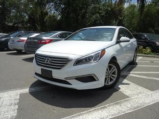 2016 Hyundai Sonata SE. CAMERA. SPOILER. ALLOY. PANDORA. WIFI. XM SEFFNER, Florida