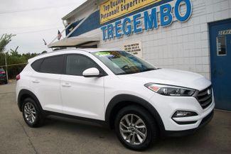 2016 Hyundai Tucson AWD SE Bentleyville, Pennsylvania 17
