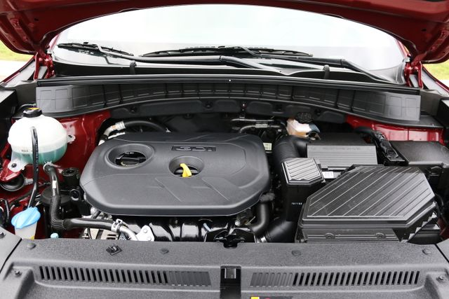 2016 Hyundai Tucson SE Mooresville, North Carolina 41