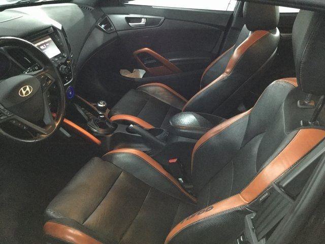 2016 Hyundai Veloster Turbo Richmond Hill, New York 7