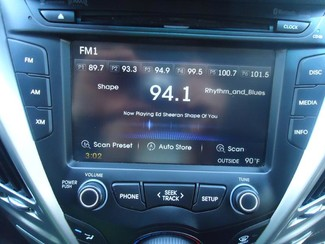 2016 Hyundai Veloster DCT Tampa, Florida 20