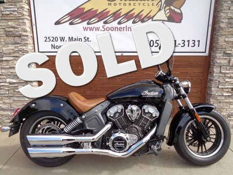 2016 Indian Scout  in Tulsa, Oklahoma