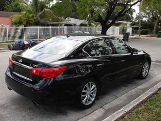 2016 Infiniti Q50 2.0t Premium Miami, Florida 4
