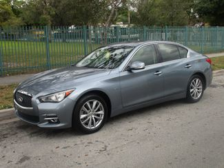 2016 Infiniti Q50 2.0t Base Miami, Florida 0