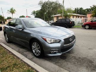 2016 Infiniti Q50 2.0t Base Miami, Florida 5