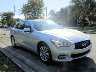 2016 Infiniti Q50 2.0t Base Miami, Florida 6