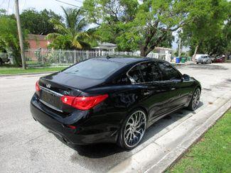 2016 Infiniti Q50 2.0t Base Miami, Florida 4