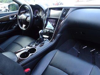 2016 Infiniti Q50 Hybrid. NAVI. SONAR. SUNRF. WHEELS SEFFNER, Florida 12