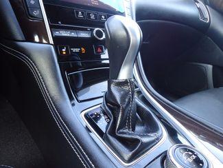 2016 Infiniti Q50 Hybrid. NAVI. SONAR. SUNRF. WHEELS SEFFNER, Florida 20