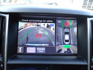 2016 Infiniti Q50 Hybrid. NAVI. SONAR. SUNRF. WHEELS SEFFNER, Florida 35