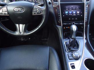 2016 Infiniti Q50 Hybrid. NAVI. SONAR. SUNRF. WHEELS SEFFNER, Florida 58