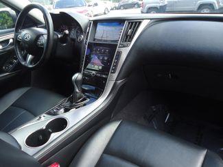 2016 Infiniti Q50 2.0t Premium AWD. NAVIGATION SEFFNER, Florida 16