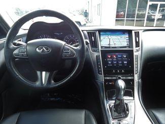 2016 Infiniti Q50 2.0t Premium AWD. NAVIGATION SEFFNER, Florida 19