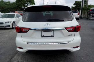 2016 Infiniti QX60 Hialeah, Florida 4