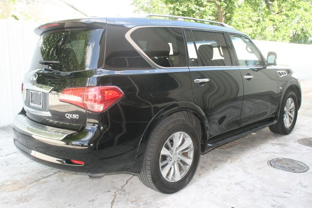 2016 Infiniti QX80 Houston, Texas 3