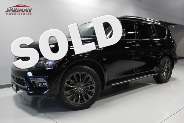 2016 Infiniti QX80 Limited Merrillville, Indiana 0