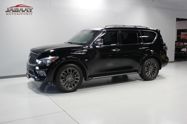 2016 Infiniti QX80 Limited Merrillville, Indiana 39