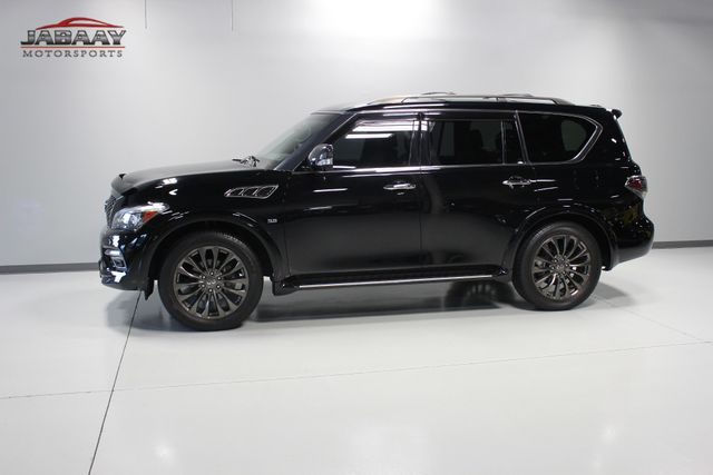 2016 Infiniti QX80 Limited Merrillville, Indiana 40
