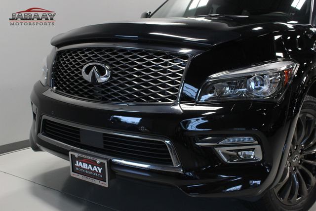 2016 Infiniti QX80 Limited Merrillville, Indiana 35