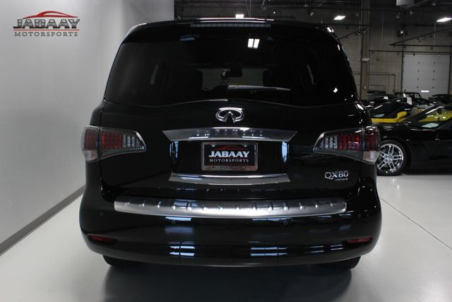 2016 Infiniti QX80 Limited Merrillville, Indiana 3