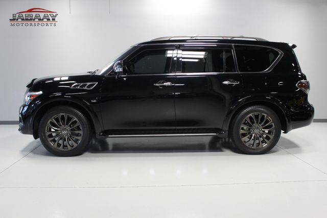 2016 Infiniti QX80 Limited Merrillville, Indiana 1