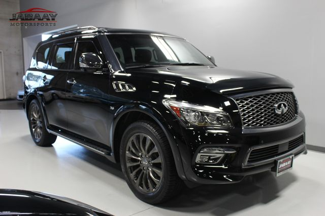 2016 Infiniti QX80 Limited Merrillville, Indiana 6