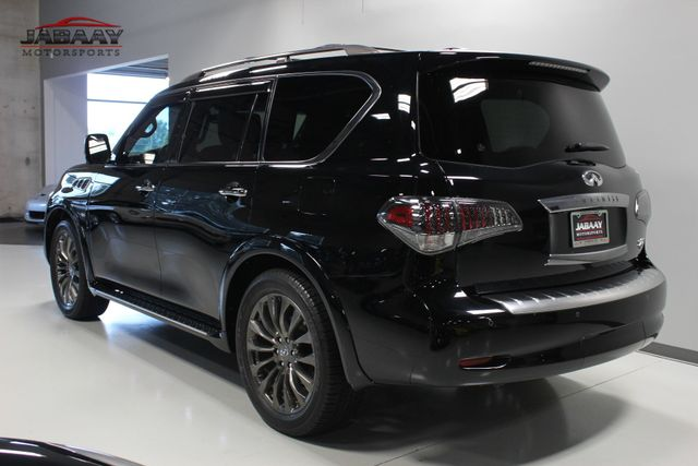 2016 Infiniti QX80 Limited Merrillville, Indiana 2