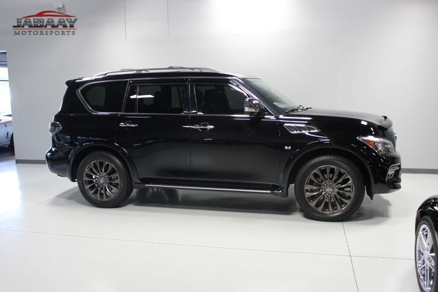 2016 Infiniti QX80 Limited Merrillville, Indiana 48