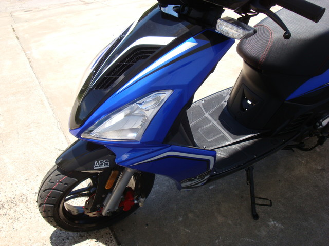 2016 Italica A-9 / 49cc scooter Daytona Beach, FL 6