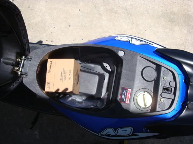 2016 Italica A-9 / 49cc scooter Daytona Beach, FL 7